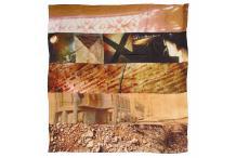 Shawl Sand Silk