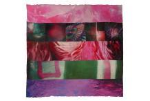 Shawl Pink Quartz Silk