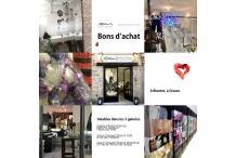 Bon d'achat de 40€ & multiples valable dans les 3 galeries à Grasse