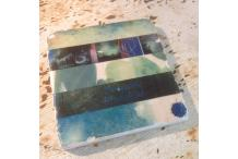 Marble Square Inspiration Turquoise