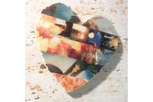Marble Heart Inspiration Citrine