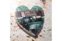 Marble Heart Inspiration Jade