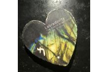 Marble Heart Inspiration Labradorite