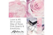 Pink Quartz & Rose Gift Box Limited Edition