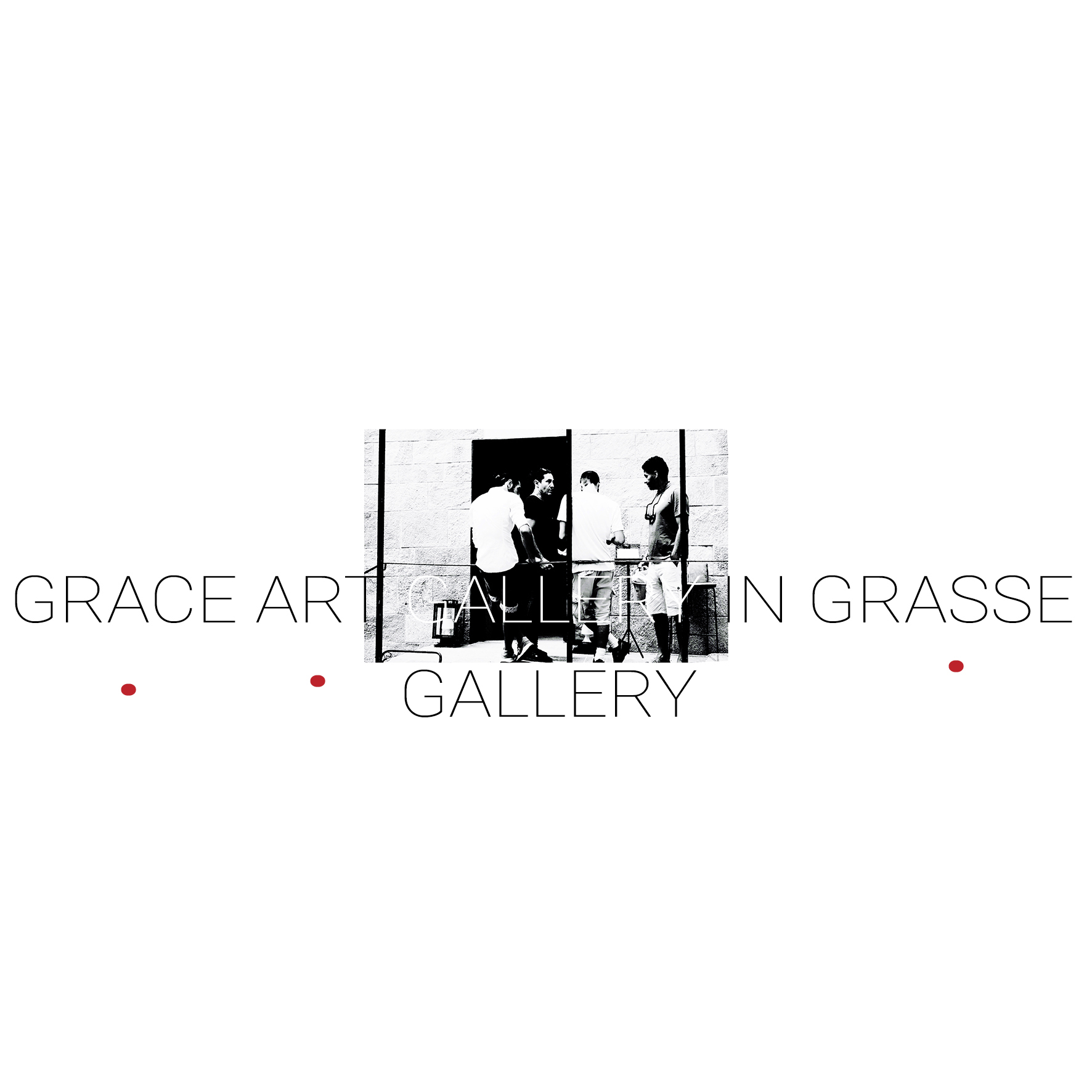 Grace Art gallery in Grasse by Olivier Durbano